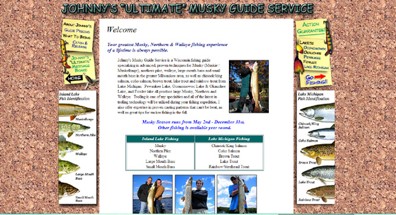 Johnny's Ultimate Musky Guide Service